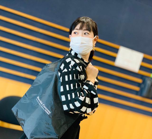 画像: ★このエコバッグを持つと、しゅくちゃん曰く、気分は表参道になるんだとか。知らんけど。