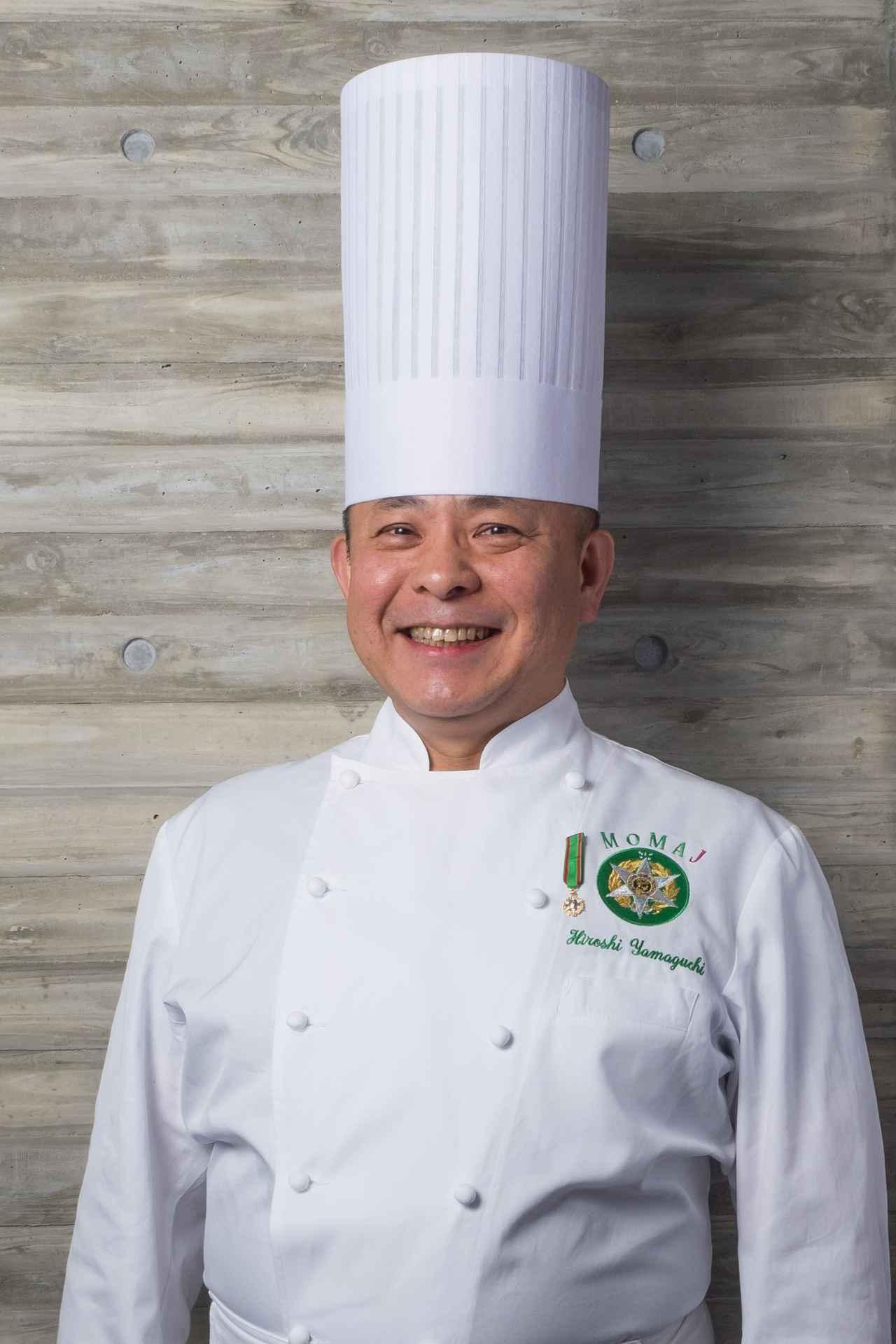 画像: ★神戸北野ホテル、総支配人・総料理長の山口浩さんです!