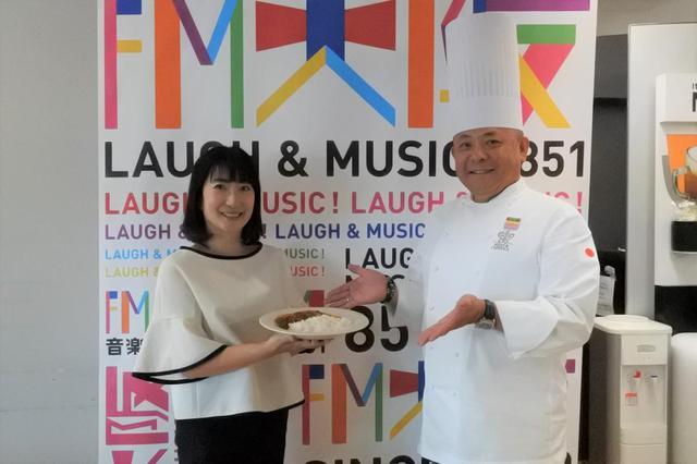 画像: 大阪のラジオ番組で「ずぼら」レシピ紹介企画 北野ホテルの総料理長が生出演
