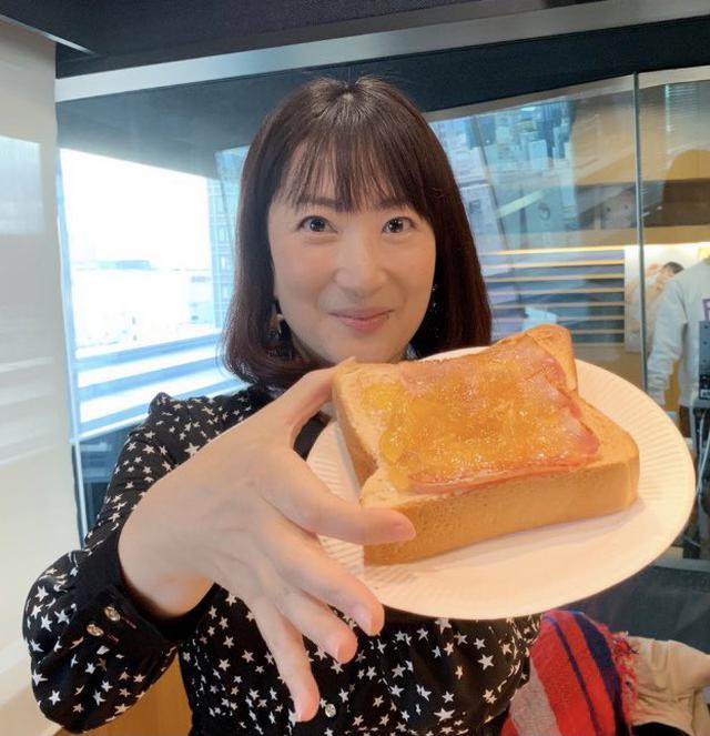 画像1: ピーナッツバター&マーマレードのベーコントースト