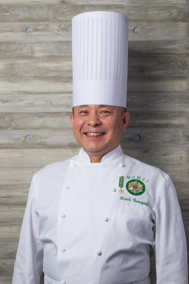 画像: ★山口シェフ、いつもありがとうございます!今日のレシピもお楽しみにっ!!