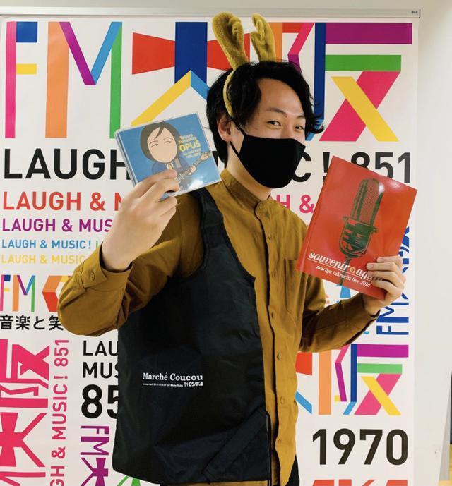 画像: ★竹内まりやさん・山下達郎さん特集ということで、「My Favorite TATSURO〜50 Stories〜」「SNACK亜沙美」でもお馴染み、トナカイ服部晃一郎くんがモデルです。