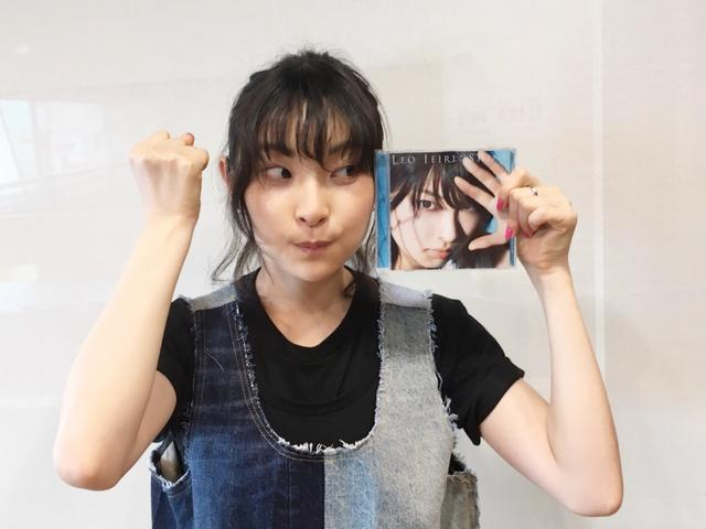 画像: OH! MY OH天気 9月のイメージソング 家入レオ「Shine」