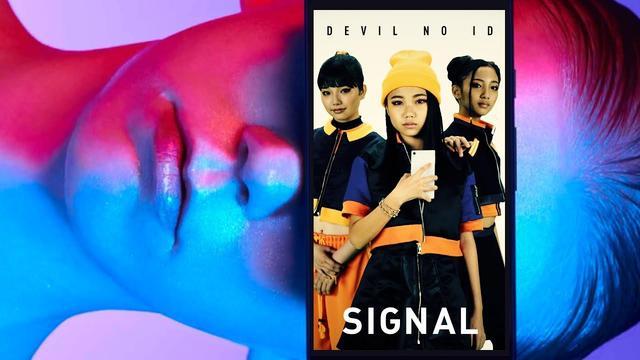 """画像: 【MV】 DEVIL NO ID """"シグナル""""/THE SIGNAL www.youtube.com"""