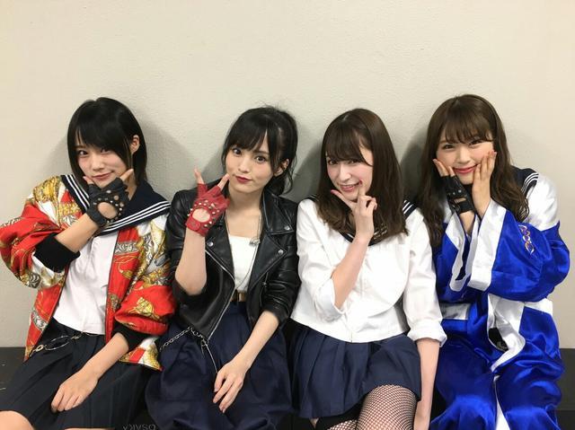 画像: NMB48からのメッセージ