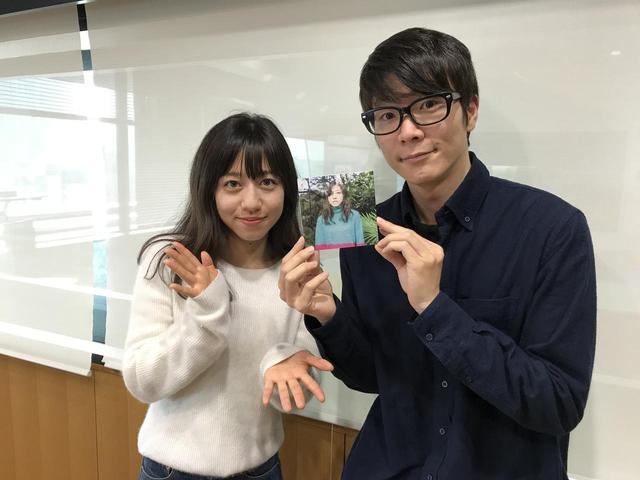 画像: 11/15 本日のゲスト「桐嶋ノドカ」さん - FM OH! 85.1