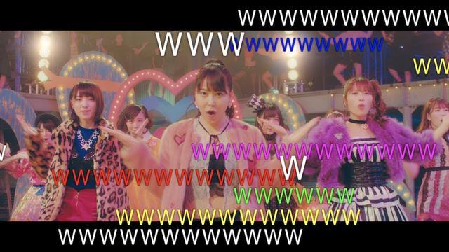 画像: 【MV】ワロタピーポー / NMB48[公式] www.youtube.com