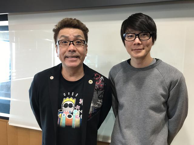 画像: 嘉門タツオさんインタビュー 8時台