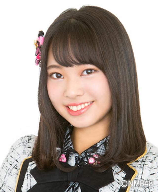 画像: 山田 寿々|メンバー|NMB48公式サイト