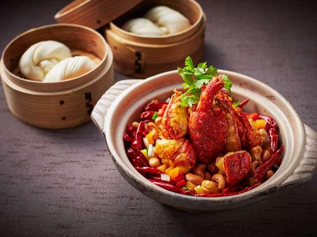 画像: 中国料理「花梨」   ANAクラウンプラザホテル大阪 北新地・淀屋橋駅より徒歩約5分