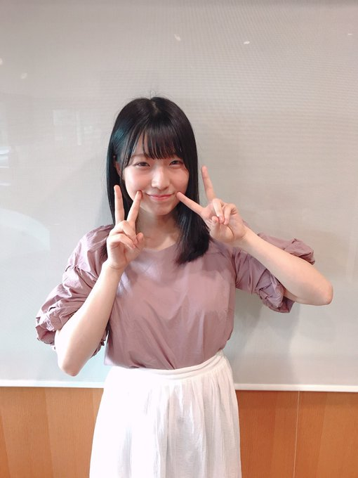 画像: NMB48 安部若菜さん登場!!