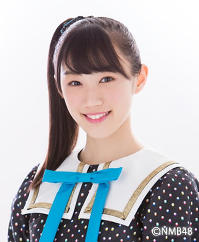 画像: 南 羽諒 メンバー NMB48公式サイト