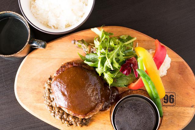 画像: 梅田肉料理 きゅうろく ハンバーグや肉料理の専門店