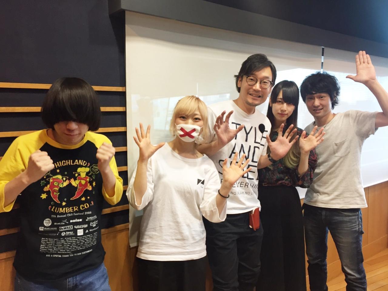 画像: 5月4日(木)Guest:「魔法少女になり隊」