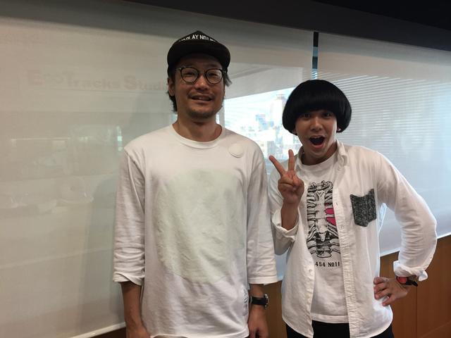 画像: 劇団5454から「工藤 佑樹丸」さんでした〜♪マッシュルームカットが印象的!!