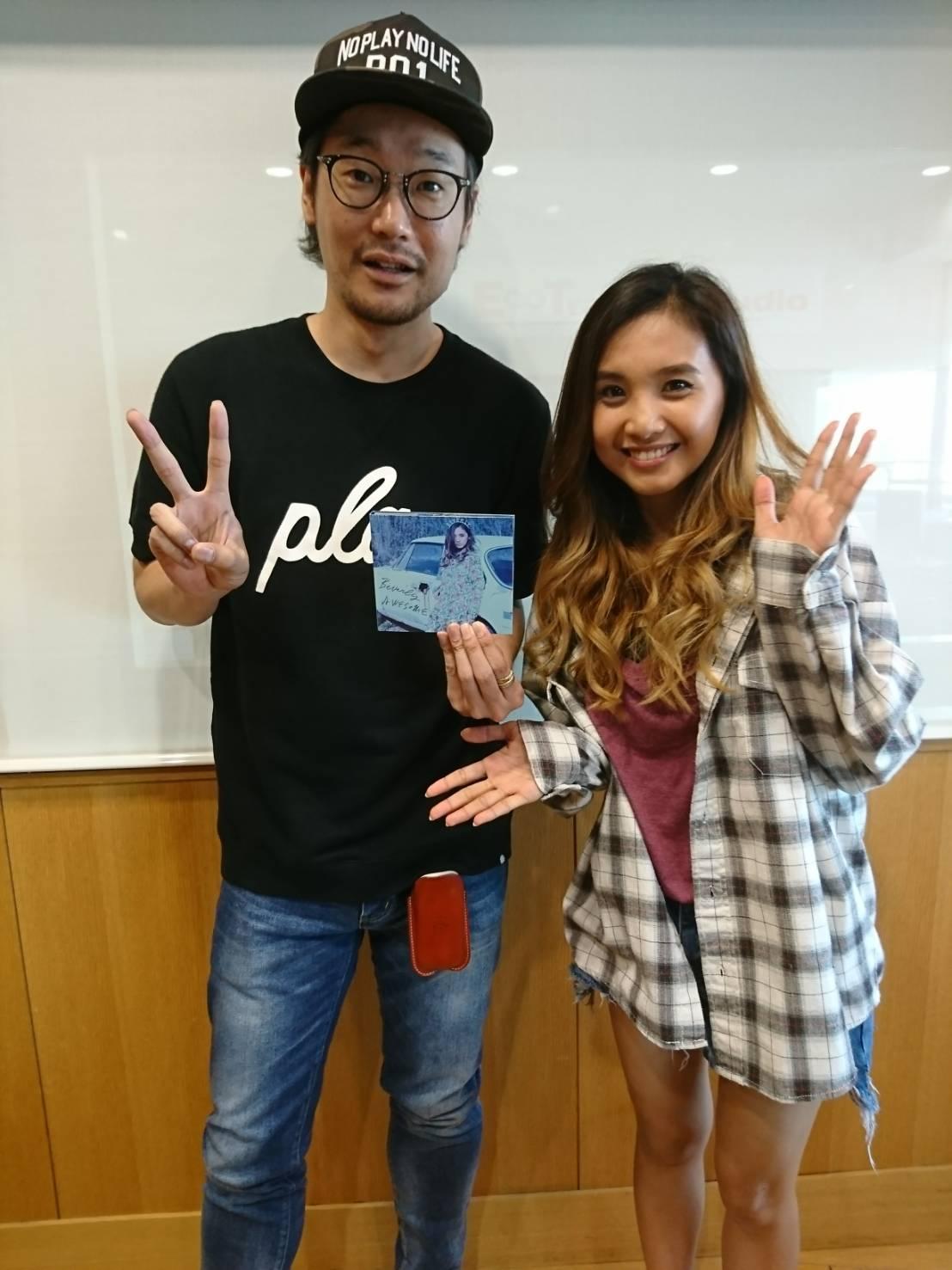 画像: 話題のシンガー「Beverly」さん!日本語も上手!