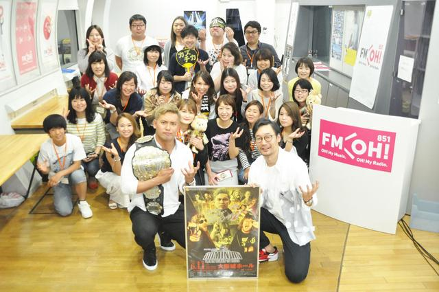 画像2: Road to DOMINION 6.11 in FM OH!〜FM OH!にカネの雨が降るぞ!〜