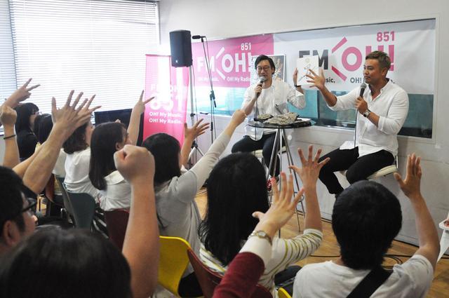 画像1: Road to DOMINION 6.11 in FM OH!〜FM OH!にカネの雨が降るぞ!〜