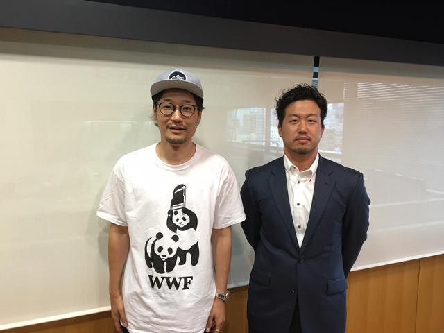 画像: 日本競輪選手会大阪支部88期の南修二選手!練習後にお越し頂きました!