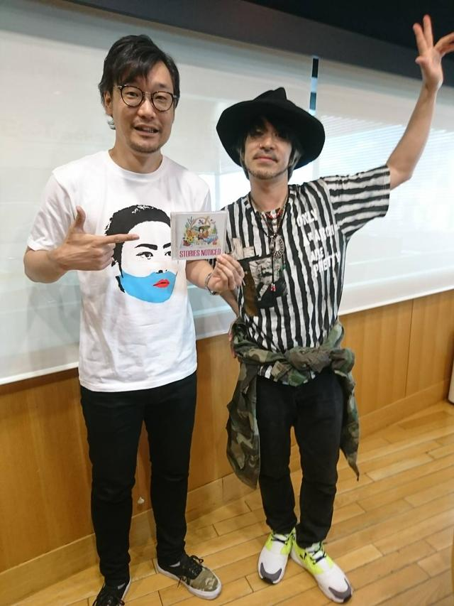 画像: 6月27日(火)Guest:「LOW IQ 01」