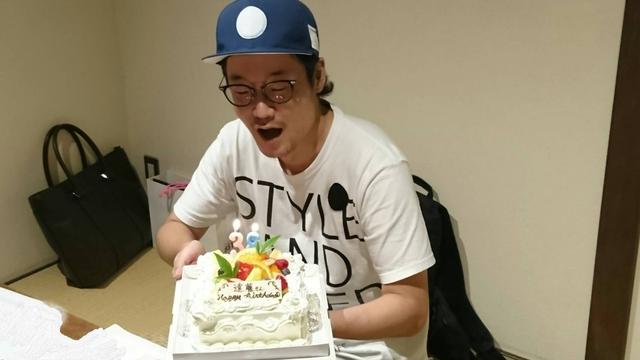 画像: 一足早いお誕生日会、したんです〜