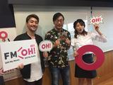画像: 5月のデビュー前以来の登場「Over The Top」!Vo.岸野里香さん、Dr.&Dj.の田中裕基さんか来てくれました〜♪