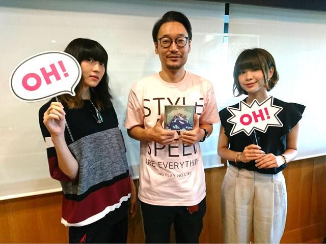 画像: 本日のゲストは「ねごと」から、Vo.Kb.蒼山幸子さん、Gt.沙田瑞紀さんとのインタビューお送りしました!