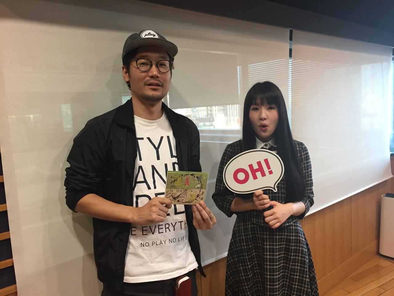 画像: 10月11日(水)Guest:「edda」