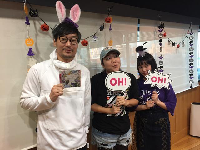 画像: 10月31日(火)Guest:「HY・仲宗根泉さん」