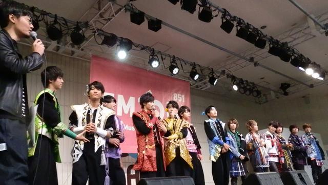 画像1: 11月1日(水)「風男塾&祭nine.との公開録音!」
