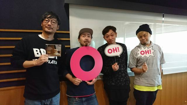 画像: 「10-FEET」のKOUICHIさん、NAOKIさん、TAKUMAさん!本日のゲストでした〜♪