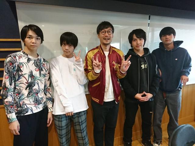 画像: 11月14日(火)Guest:「M!LK」