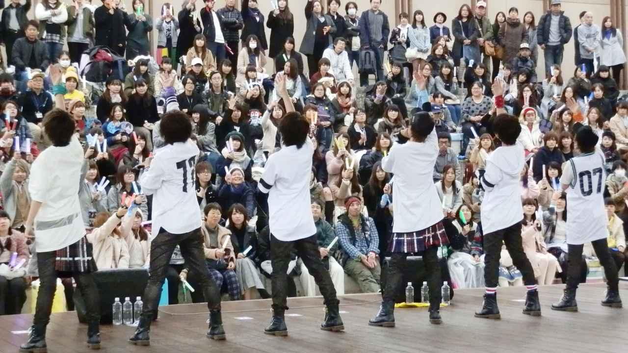 画像3: 11月22日(水)「風男塾との公開録音!」