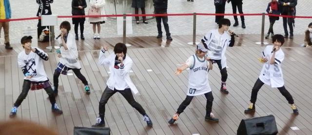 画像2: 11月22日(水)「風男塾との公開録音!」