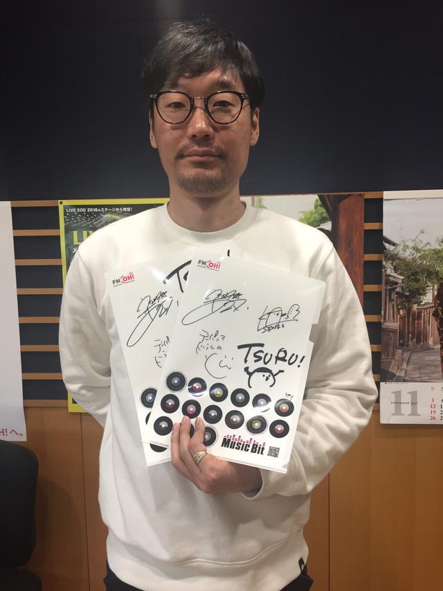 画像: 「鶴」の直筆サイン入り「番組クリアファイル」を【2名様】にプレゼント!