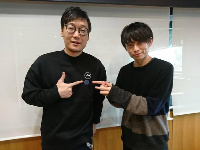 画像: 1月30日(火)Guest:「mol-74」