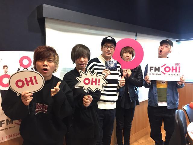 画像: 2月13日(火)Guest:「KEYTALK」