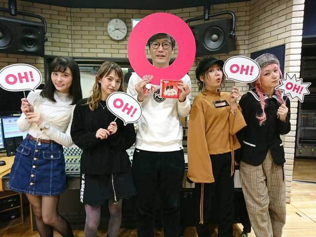画像: 2月20日(火)Guest:「SCANDAL」