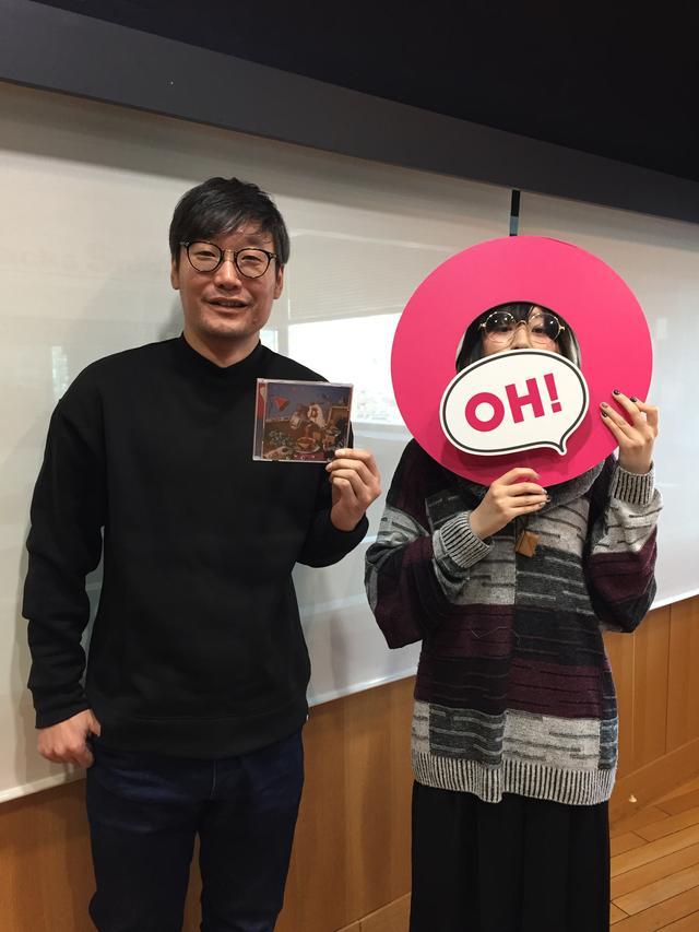 画像: 3月12日(月)Guest:「majiko」