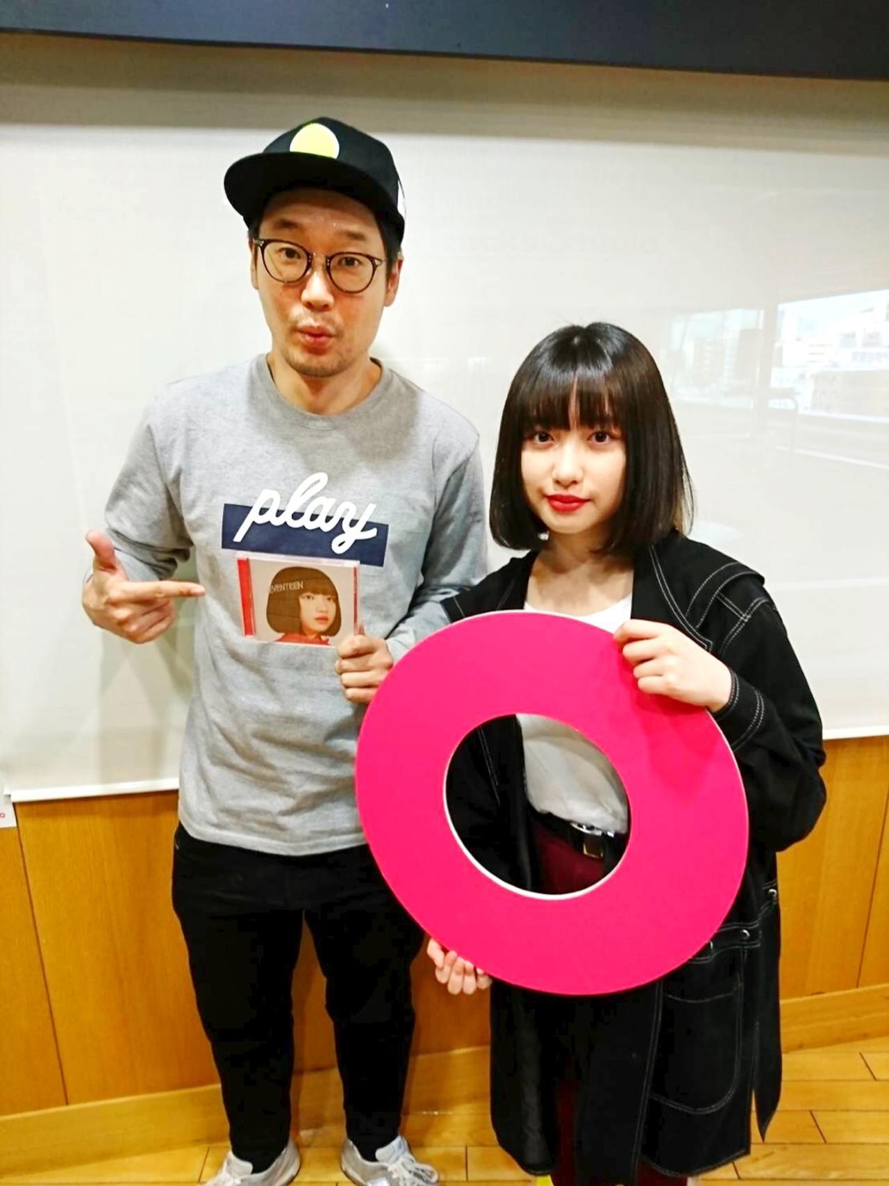 画像: 5月17日(木)Guest:「吉田凜音」