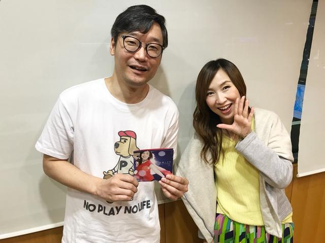 画像: 5月23日(水)Guest:「森口博子」