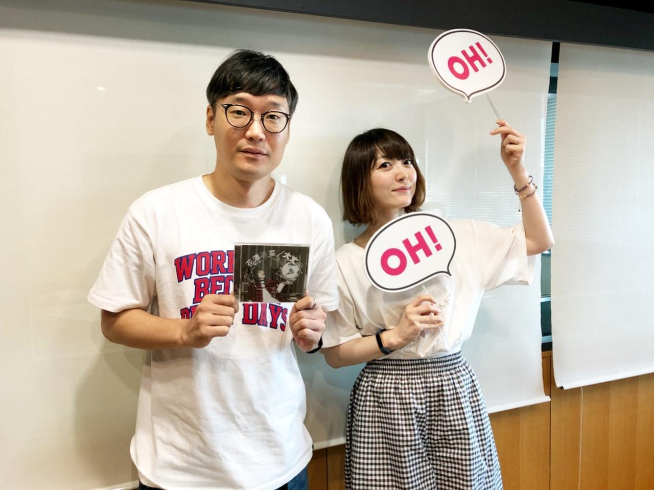 画像: 7月16日(月・祝)Guest:「花澤香菜」