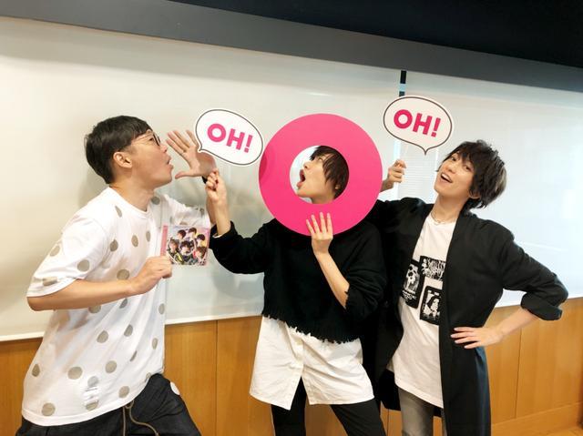 画像: 7月19日(木)Guest:「風男塾」