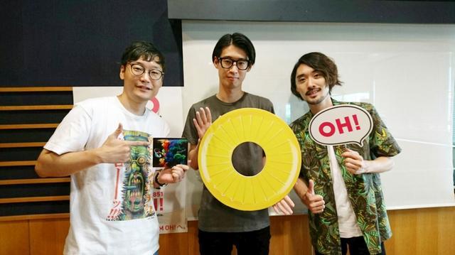 画像: 7月31日(火)Guest:「夜の本気ダンス」