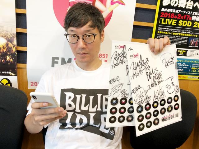 画像: 「BILLIE IDLE®」のTシャツやー!