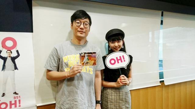 画像: 「いつかは武道館でライブしたい!」という竹内アンナさんでした〜♪