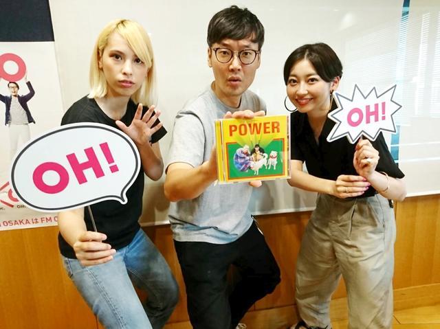 画像: RACHELさん、MAMIKOさん、ありがとうございました〜♪