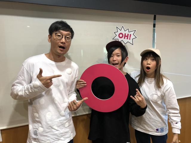 画像: 10月17日(水) Guest:「MOSHIMO」