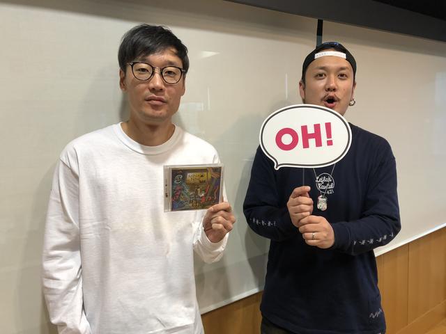 画像: 10月22日(月) Guest:「MINAMI NiNE」