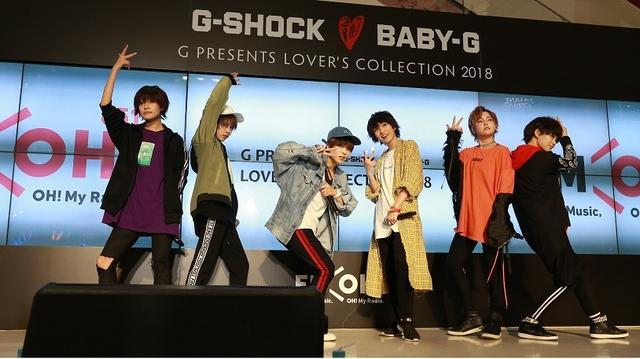 画像2: 「G-SHOCK&BABY-G presents Music Bit~CHRISTMAS SPECIAL~」:風男塾